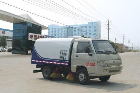 程力威牌CLW5041TSLB4型扫路车
