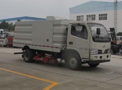 程力威牌CLW5070TSLT5型扫路车