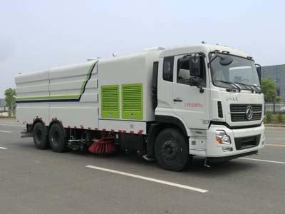 程力威牌CLW5250TXSD5型洗扫车