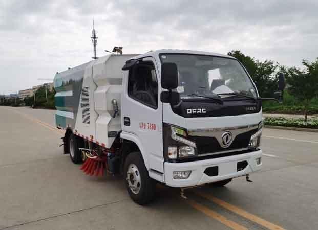 楚胜牌CSC5075TXS6型洗扫车