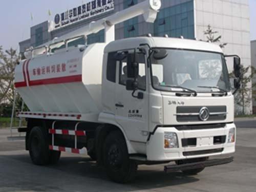 川牧牌CXJ5120ZSL4型散装饲料运输车