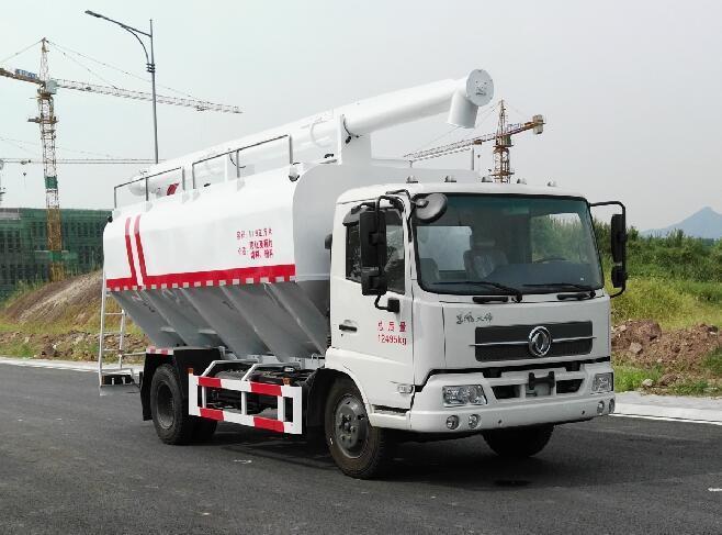 川牧牌CXJ5120ZSL5型散装饲料运输车