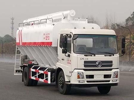 川牧牌CXJ5181ZSL5型散装饲料运输车