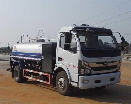 程力牌CL5090GSSBEV型纯电动洒水车