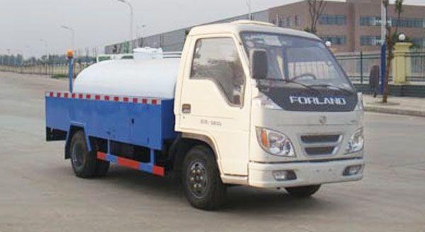 福田轻型清洗车