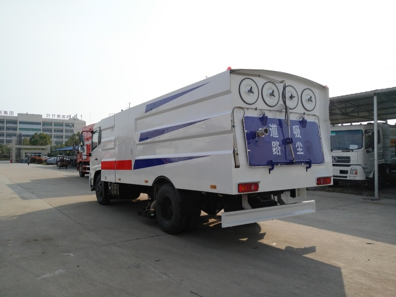 東風天錦10方吸塵車