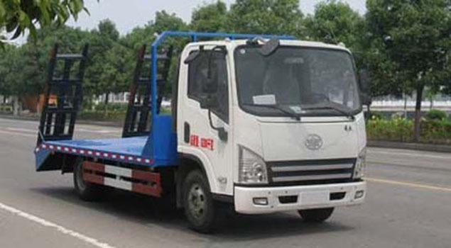 解放平板运输车