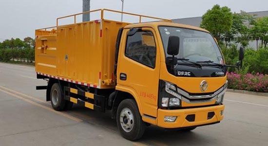 国六东风多利卡污水处理车(厂家价格咨询电话13997870260)